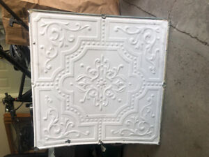 Tin Ceiling Tiles Kijiji In Ontario Buy Sell Amp Save