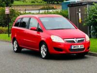 2010 Vauxhall Zafira 1.6 i 16v Active 5dr