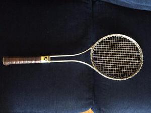 Wilson tennis racket