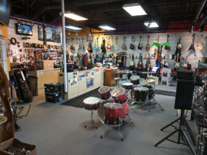 Established Music Store For Sale In Spruce Grove
