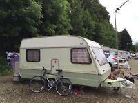 Marauder 400D 4 Berth Caravan