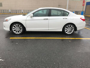 Honda Accord Touring 2013 With warranty till 160k & winter tires