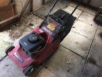 Mountfield Emperor Roller lawn mower