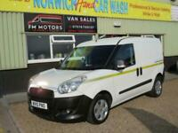 2015 Fiat Doblo 1.2 16V MULTIJET 90 BHP PANEL VAN Diesel Manual