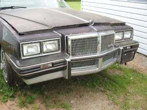 parting out 84 Grand Prix