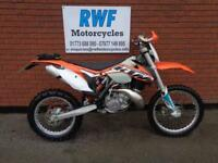 KTM EXC 200, 2014 MODEL, EXTRAS ONLY 2 OWNERS & 2362 MILES & 130 HOURS