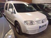 2009 Volkswagen Caddy 2.0SDI PD 69PS Van 4 door Van