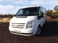 2012 FORD TRANSIT SWB low roof 6 SPEED Euro5 1 owner