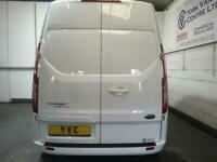 2019 69 FORD TRANSIT CUSTOM 2.0 300 LIMITED L2 H2 130PS LWB RARE NO VAT TO PAY!!