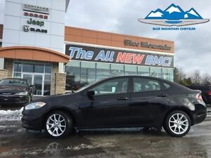 2013 Dodge Dart SXT  CLEAN CARPROOF, CERTIFIED/ETESTED, FUEL SAV