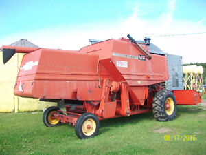 MF 750 COMBINE PRICE DOUBLY REDUCED!