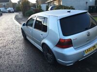 Vw golf r32 mk4 (bargain first to see will buy). STRICTLY NO OFFERS