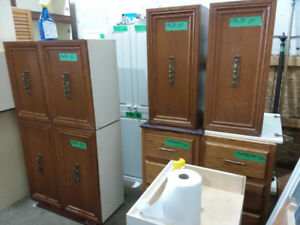 Individually Priced Kitchen Cabinets