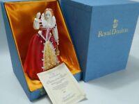 Royal Doulton Queen Elizabeth 1st HN 3099 1986 limited edition 451/5000.