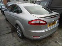 2009 Ford Mondeo 1.8 TDCi 125 Zetec Manual