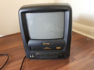 Tv vcr combo