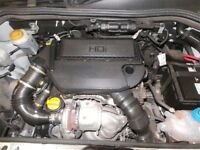 SUPPLIED & FITTED CITREON NEMO DIESEL ENGINE