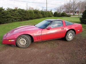 1986 Chevrolet Corvette Coupe (2 door)