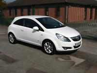 Vauxhall/Opel Corsa 1.2i 16v SXi FINANCE AVAILABLE WITH NO DEPOSIT NEEDED