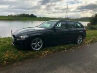 BMW 320 2.0TD ( 184bhp ) ( s/s ) Touring 2013MY d M Sport