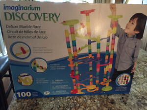 Imaginarium Discovery-Deluxe Marble Race, Other Items
