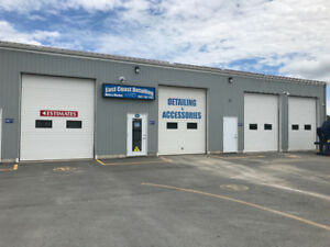 Commercial Bay Space for Lease