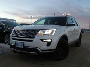 2019 Ford Explorer *DEMO* PLATINUM 3.5L V6 ECO 600A