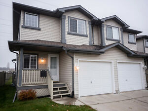 Quick Possession! Great Duplex in Silverberry!