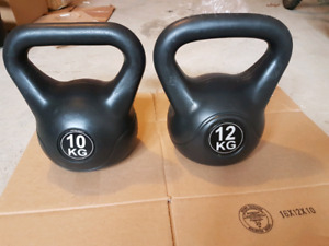 Kettle bell weights