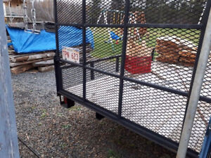 Just reduced Double wide new trailer