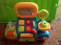 Baby toy till