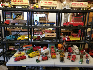 TOY TRUCKS * COLLECTIBLE * VINTAGE