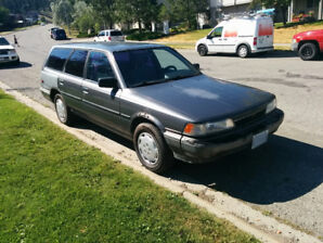 1987 Toyota Camry Deluxe Wagon