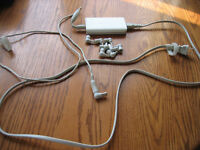 Innergie Power Cord with Multiple Adapters