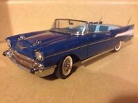 DANBURY MINT 1957 CHEVY BEL AIR