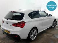 2015 BMW 1 SERIES 120d M Sport 3dr