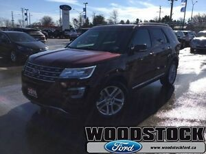 2016 Ford Explorer XLT   - Low Mileage