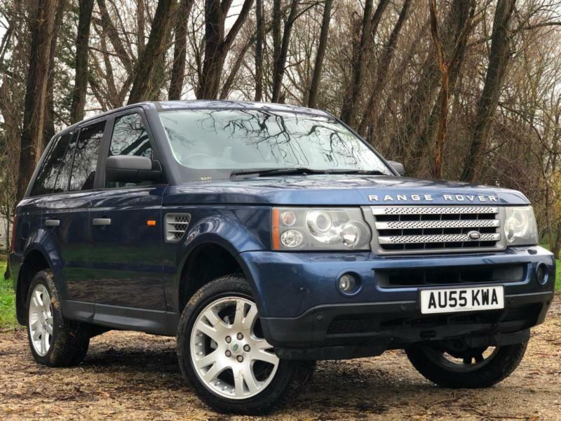 2006 Land Rover Range Rover Sport 2 7td V6 Hse