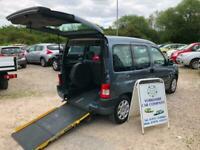 2007 Peugeot Partner Combi 1.4 Totem 5dr MPV Petrol Manual