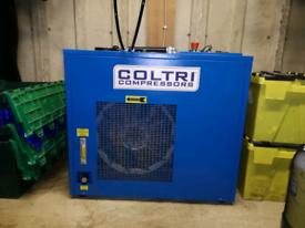 Scuba compressor , used
