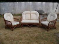 Conservatory Wicker Furniture - *Bargain £40 Only*