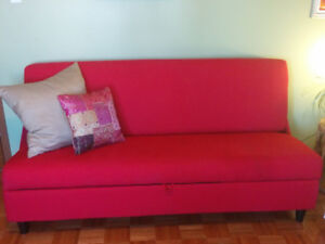 Sofa bed - in great shape