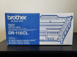 Selling BRAND-NEW AND SEALED Brother DR110CL Original Drum Unit