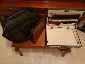 Computer Bag and Brief Case
