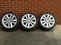 BMW 1 series BBS wheels