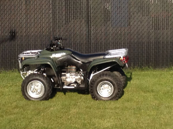 Used 1998 Honda Trx250w recon