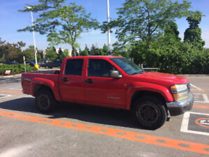 2004 GMC Canyon Crew Cab 4x4 - For Sale