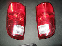 F350 Tail light covers