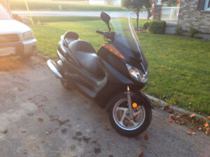 2008 Yamaha Majesty 400 Scooter and trailer - Clinton ON