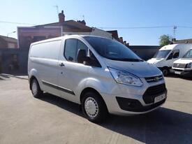 FORD TRANSIT CUSTOM 2.2 TDCi (125PS) | TREND | 1 OWNER | CRUISE CONTROL | 2013
